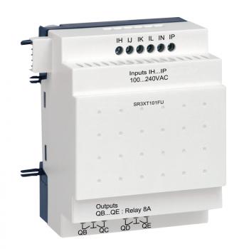 digitalni I/O modul za proširenje - 10 I O - 100..240 V AC - za Zelio Logic