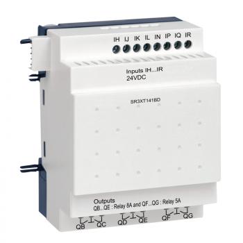digitalni I/O modul za proširenje - 14 I O - 24 V DC - za Zelio Logic