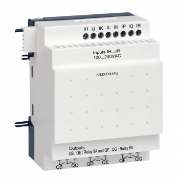digitalni I/O modul za proširenje - 14 I O - 100..240 V AC - za Zelio Logic