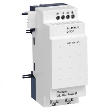 digitalni I/O modul za proširenje - 6 I O - 24 V DC - za Zelio Logic