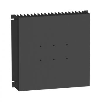 hladnjak za solid state relej na montažnoj ploči