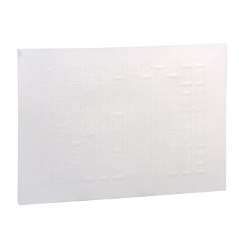 Modicon STB - list sa oznakama - za bazni modul