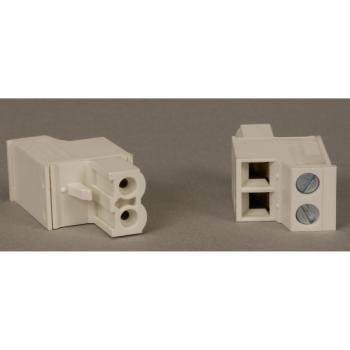 Modicon STB - 2-pinski odvojivi priključni blok za 24 V DC napajanje - vijčani