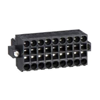 Modicon STB - 18-pinski odvojivi priključni blok - za brojački modul