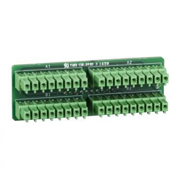 Modicon STB - HE10 konektor - za 16-izlaz modul STBDDO3705 ka ABE7 bazi