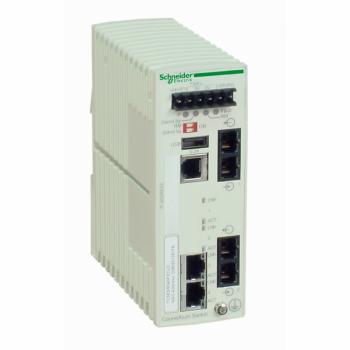Ethernet TCP/IP upravljivi switch - ConneXium - 2TX/2FX - multimodni