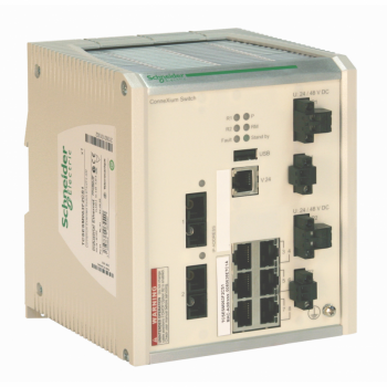 Ethernet TCP/IP prošireni upravljivi switch - ConneXium – 6 TX/2FX - multimodni
