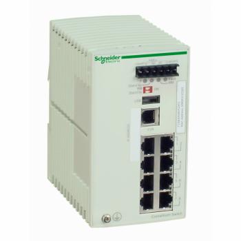 Ethernet TCP/IP upravljivi switch - ConneXium - 8 bakarnih portova