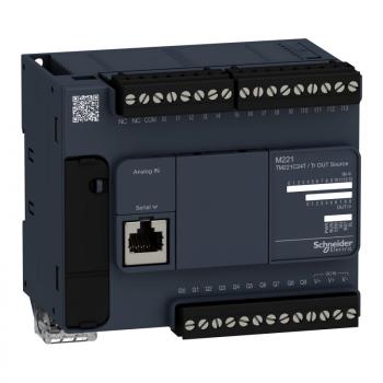 kontroler M221 24 IO tranzistorski PNP