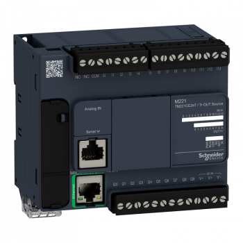kontroler M221 24 IO tranzistorski PNP Ethernet