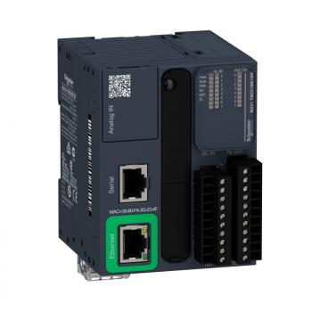 kontroler M221 16 IO relejni Ethernet