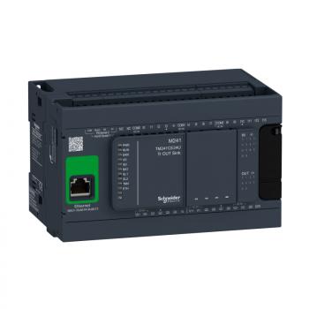 kontroler M241 24 IO tranzistorski NPN Ethernet