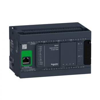 kontroler M241 24 IO tranzistorski NPN Ethernet CAN master