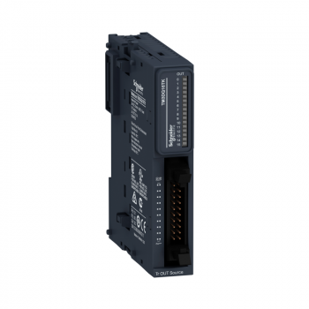 modul TM3 - 16 tranzistorskih izlaza PNP HE10