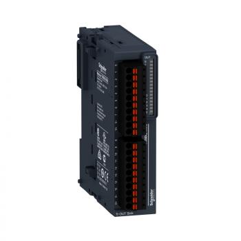 modul TM3 - 16 tranzistorskih izlaza NPN opružni priključci
