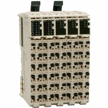 kompaktni I/O blok za proširenje TM5 - 24 I/0 - 12 DI - 6 DO tranz.- 4 AI - 2 AO