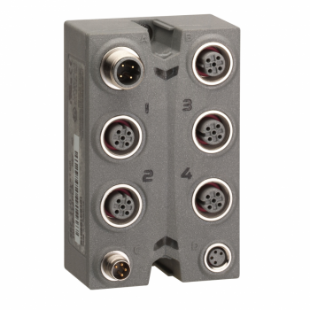 blok za proširenje - TM7 - IP67 - 4 AO - +/-10V - M12 konektor