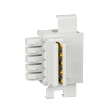 10 konektora (napajanje + komunikacija)