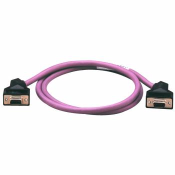 CANopen kabl - ženski SUB-D9 konektori - standardni - IP20 - 0.3 m