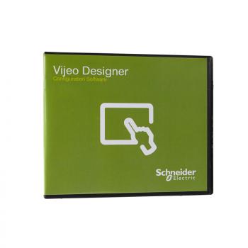Vijeo Designer 6.2, HMI konfiguracioni softver pojedinačna licenca