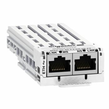 Ethernet/IP, ModbusTCP komunikacioni modul - 2RJ45