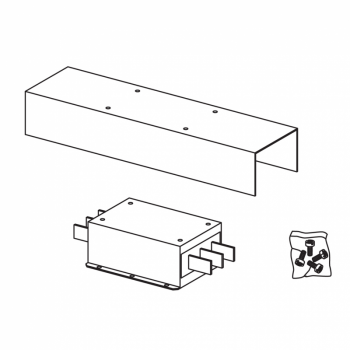 EMC ulazni filter - 336/546 A - 125 W - trofazno napajanje