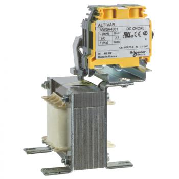 DC prigušnica - 0.22 mH - 171 A - za frekventne regulatore