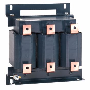 linijska prigušnica - 0.15 mH - 230 A - trofazna - 400 W - za fr. regulatore