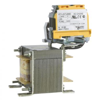linijska prigušnica - 2 mH - 18 A - monofazni - 30 W - za frekventne regulatore