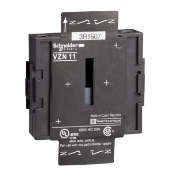 TeSys Mini-VARIO - dodatni kontakt pola nule - 20 A - za VN12, VN20