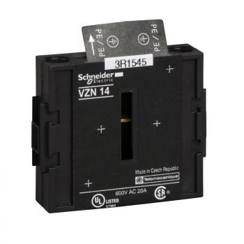 TeSys Mini-VARIO - dodatni blok uzemljenja -20 A - za VN12, VN-20
