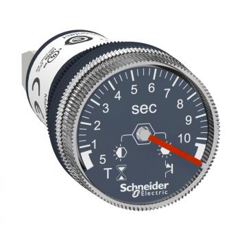 24 VDC tajmer za montažu na ploču jedna funkcija 0.5 s..10 s kašnjenje