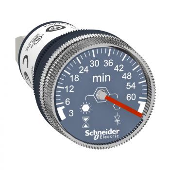100…240 VAC/DC tajmer za montažu na ploču jedna funkcija 3 min..60 min kašnjenje