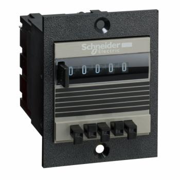 brojač sa pretpodešenom vrednošću - oduzimač - mehanički 5 cifara - 24 V DC