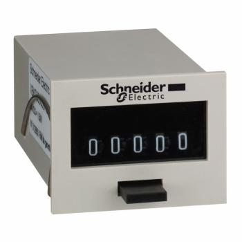 Zelio Count brojač impulsa - mehanički displej 5 cifara - 115 V AC