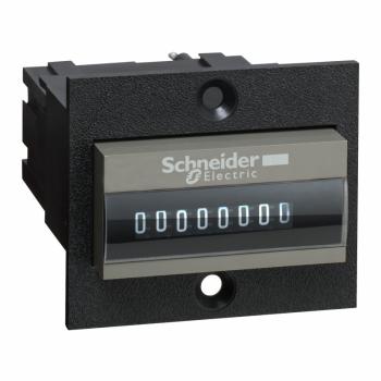 brojač impulsa - mehanički 8 cifara - 24 V DC