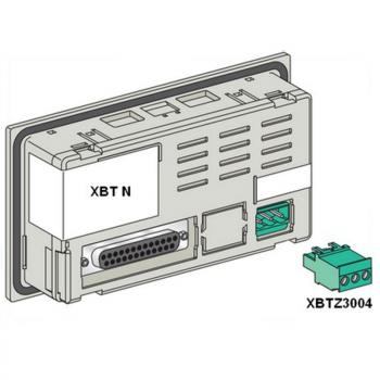 Magelis XBT - priključak za napajanje - za mali panel