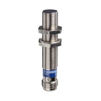 induktivni senzor XS1 M12 - L50mm - mesing - Sn4mm - 12..24VDC - M12
