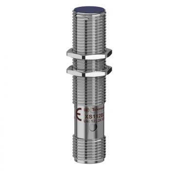 induktivni senzor XS1 M12 - L55mm - mesing - Sn2mm - 12..24VDC - M12