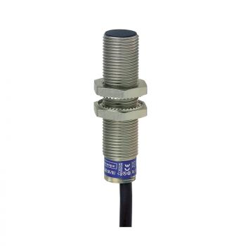 induktivni senzor XS1 M12 - D50mm - mesing - Sn2mm - 12..24VDC - kabl 2m