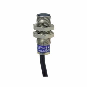 induktivni senzor XS1 M12 - L35mm - mesing - Sn4mm - 12..24VDC - kabl 5m