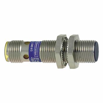 induktivni senzor XS1 M12 - D48mm - mesing - Sn2mm - 12..24VDC - M12