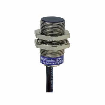 induktivni senzor XS1 M18 - D37mm - mesing - Sn5mm - 12..24VDC - kabl 2m