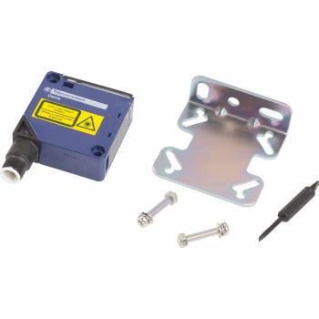 fotoelektrični laserski senzor - XUK - BGS - Sn 1m - 12..24VDC - M12