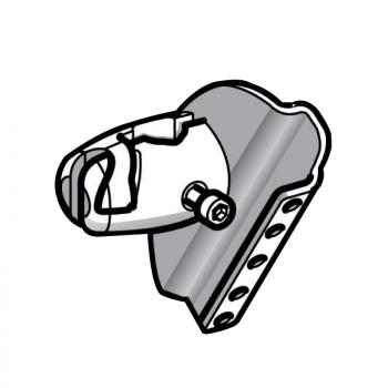 dodatna oprema za senzor - 3D set za montažu-nosač sa kugličnom spojnicom - XUX