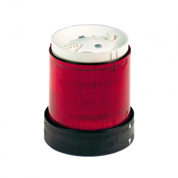 crveni trepćući blok 230VAC 10W + opcije