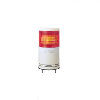 100mm svetlosna kolona C montaža na bazu - zujalica trepćuća 100-240VAC