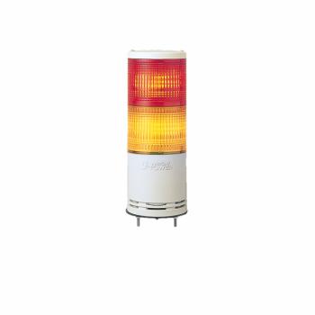 100mm svetlosna kolona CN montaža na bazu - zujalica, trepćuća 100-240VAC