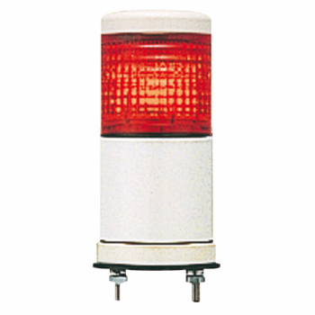 60mm svetlosna kolona C montaža na bazu zujalica, trepćuća