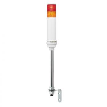 60mm svetlosna kolona CN na dršci zujalica, trepćuća